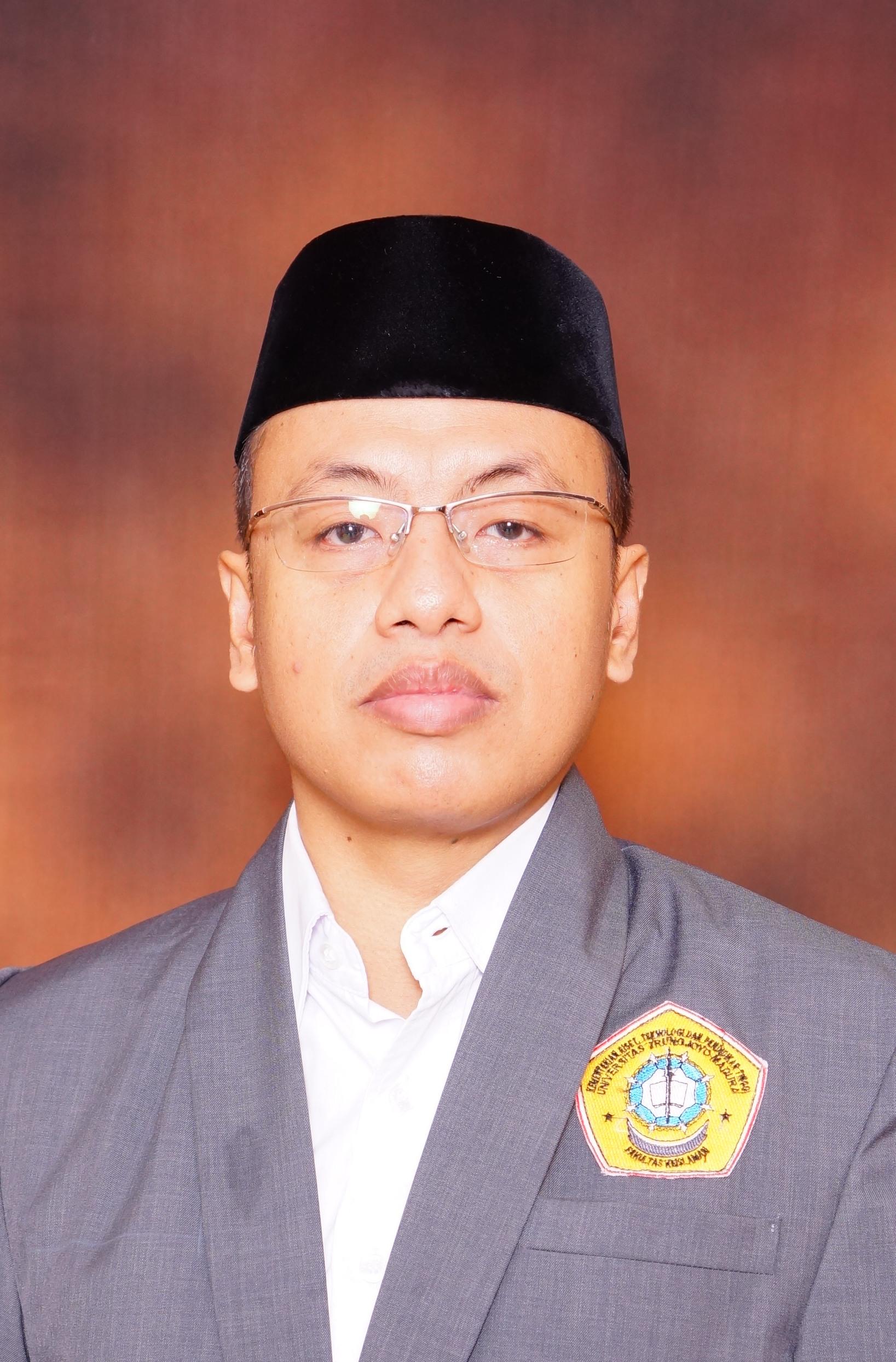 Mohamad Ali Hisyam, Ph.D